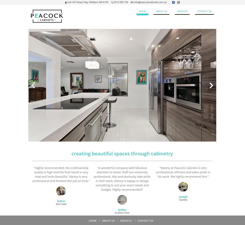 peacockcabinets.com.au